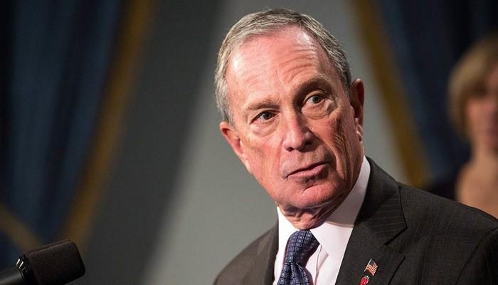 Ông Michael Bloomberg - Ảnh: Politico.