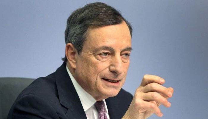 Chủ tịch ECB Mario Draghi - Ảnh: Getty/CNBC.
