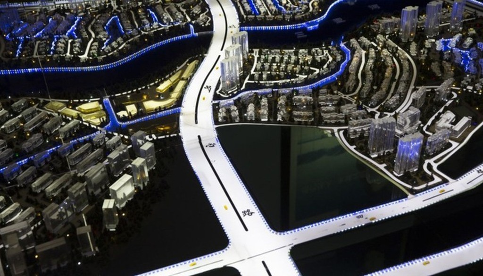 Nhu cầu bất động sản nước ngoài là rất lớn ở tầng lớp trung lưu với nguồn tiền nhàn rỗi dồi dào - Ảnh: Bloomberg.