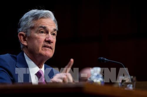 Chủ tịch Fed Jerome Powell. Ảnh: EFE/TTXVN