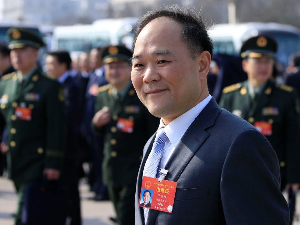 Những tỷ phú giàu nhất Trung Quốc - ảnh 2