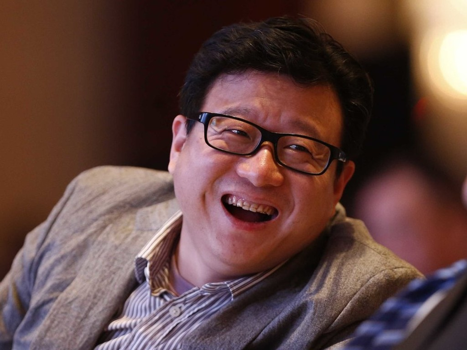 Những tỷ phú giàu nhất Trung Quốc - ảnh 3