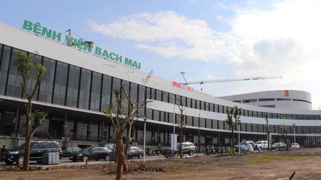 Hai dự án Bệnh viện Bạch Mai cơ sở 2 và Bệnh viện Việt Đức cơ sở 2 đã chậm 3 năm so với Quyết định số 125/QĐ-TTg ngày 16/1/2014 của Thủ tướng. Ảnh: Lê Thạch