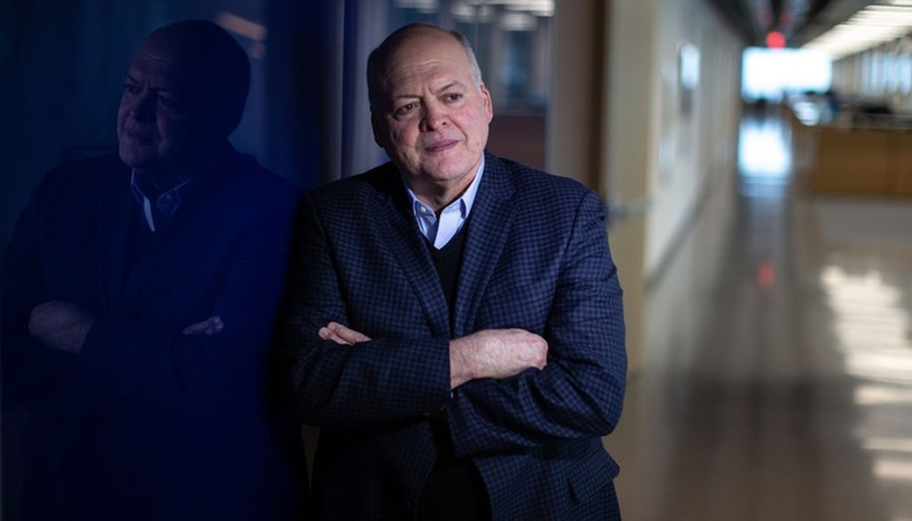 Jim Hackett - CEO của Ford - Ảnh: Getty Images.