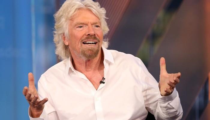 Tỷ phú Anh Richard Branson - Ảnh: CNBC.
