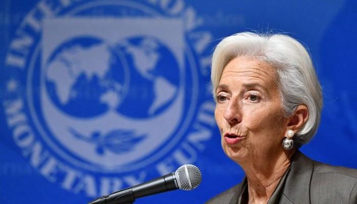Tổng giám đốc IMF, bà Christine Lagarde - Ảnh: Getty/CNBC.