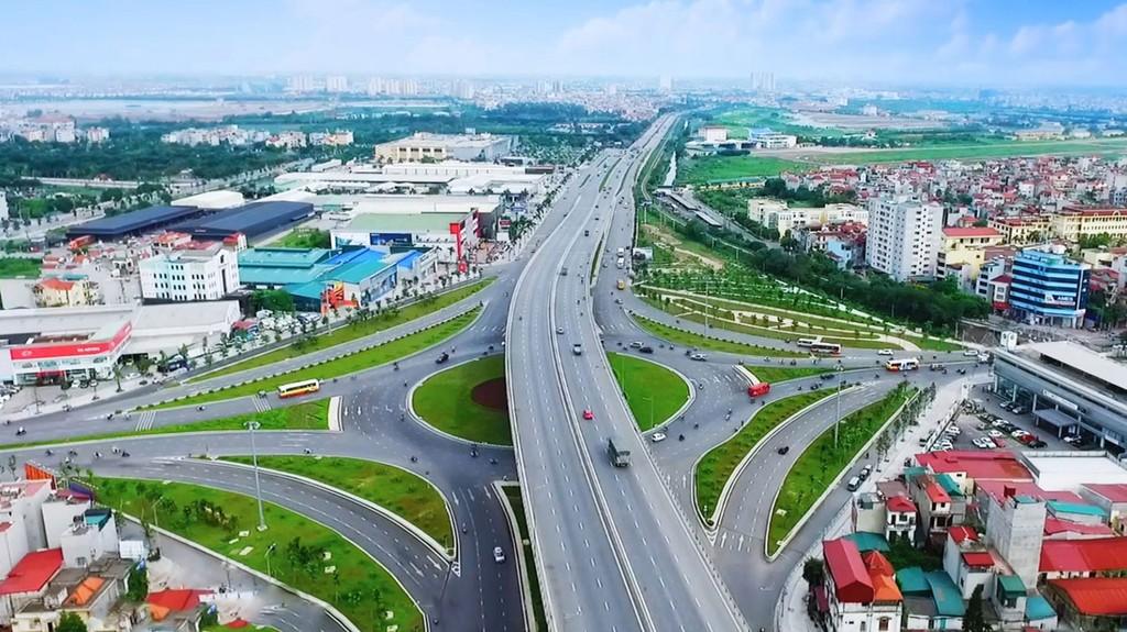 Công ty Thái Sơn đã chuyển nhượng thầu trái quy định tại 4 gói thầu thuộc Dự án Nút giao trung tâm quận Long Biên. Ảnh: Đình Hải