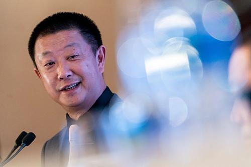 Zhang Yong - Chủ tịch Haidilao International Holding. Ảnh:Bloomberg
