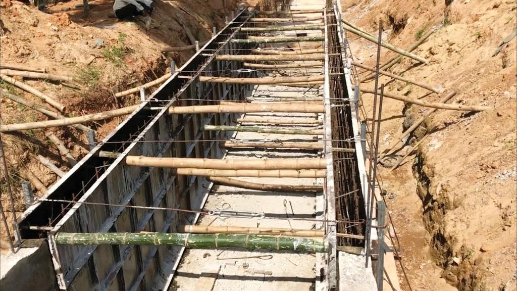 Công ty CP Nam Dương bỏ dở công trình xây dựng kênh mương xóm Khuôn Thông, xã Phú Cường, huyện Đại Từ, tỉnh Thái Nguyên mà không có lý do chính đáng. Ảnh minh họa