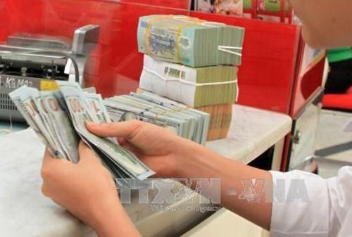 Tỷ giá USD hôm nay 18/4 tiếp tục ổn định. Ảnh: Trần Việt/TTXVN.