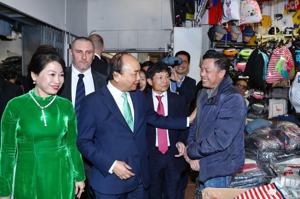 Chuyến thăm có ý nghĩa đặc biệt tới 2 nước châu Âu của Thủ tướng - ảnh 3