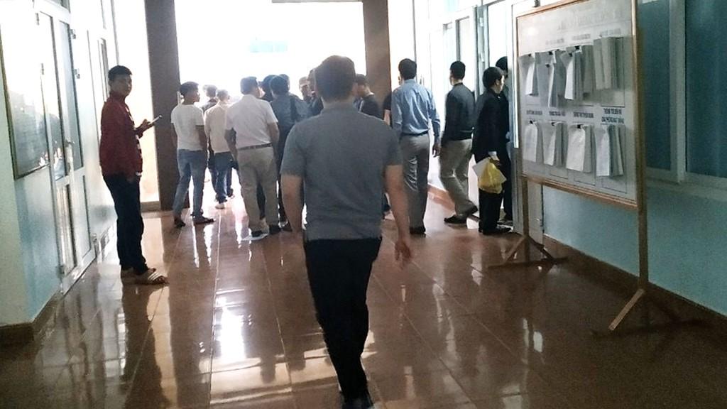 Công ty CP 471 hiện nắm các chứng cứ của vụ cướp HSDT, nhưng chưa có cơ quan chức năng nào của tỉnh Quảng Bình yêu cầu Nhà thầu cung cấp