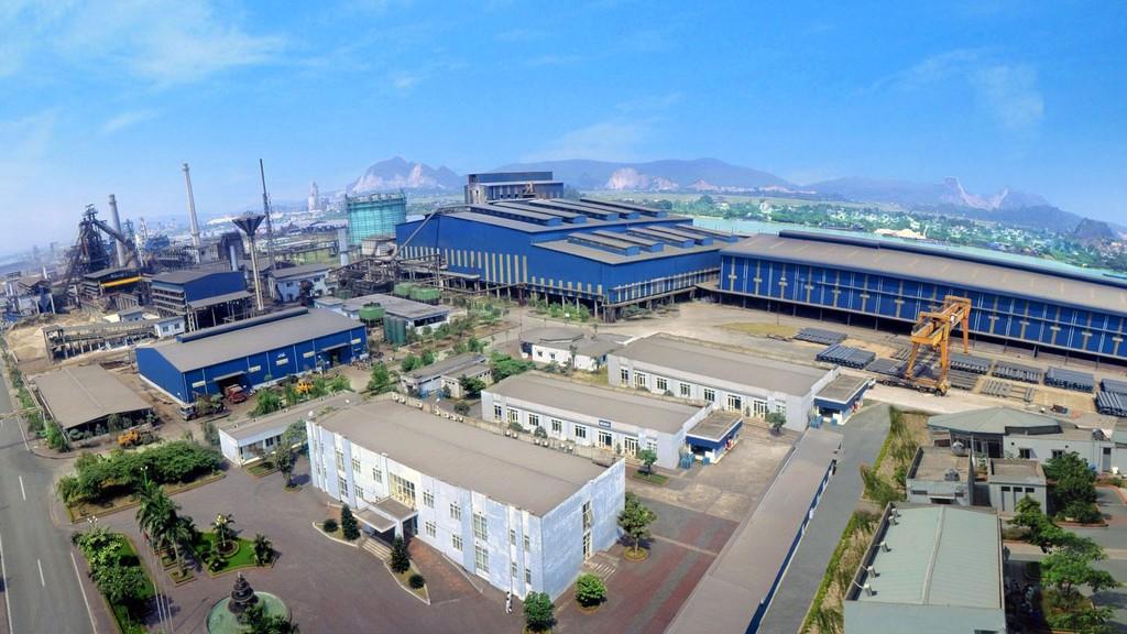 Trong vòng 10 năm từ 2008, các công ty thành viên của Tập đoàn Hòa Phát đã đóng góp cho ngân sách nhà nước hơn 20.000 tỷ đồng. Ảnh: Lâm Nhi