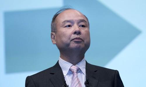 Ông chủ SoftBank - Masayoshi Son, người giàu thứ hai Nhật Bản. Ảnh:CNBC
