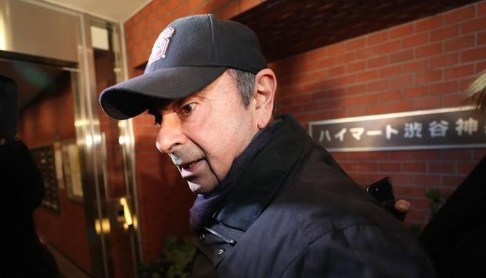 Carlos Ghosn, cựu chủ tịch Nissan - Ảnh: Bloomberg.