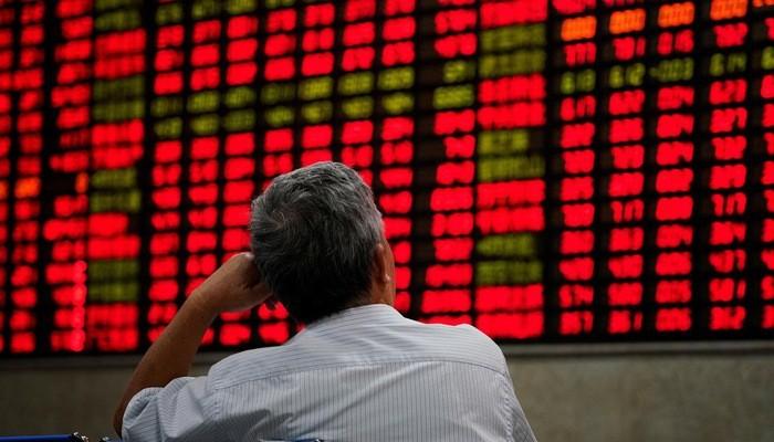 Giới đầu tư chứng khoán Trung Quốc đang giữ quan điểm thận trọng - Ảnh: Reuters.