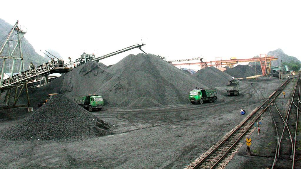Dự án Đầu tư xây dựng Nhà máy Sàng - Tuyển than Khe Chàm là dự án sàng tuyển, chế biến than, thuộc ngành, nghề kinh doanh chính của Vinacomin. Ảnh minh họa: Khánh Giang