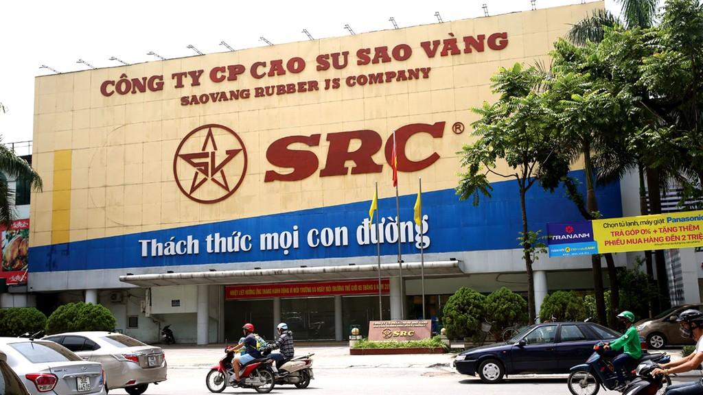 Các doanh nghiệp sản xuất lốp xe như Cao su Đà Nẵng hay Cao su Sao Vàng đang phải chịu áp lực cạnh tranh ngày càng tăng. Ảnh: Lê Tiên