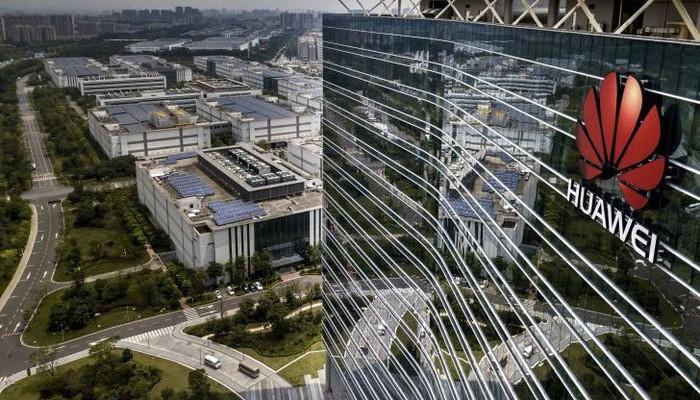 Trụ sở của Huawei ở thành phố Đông Quản, Trung Quốc - Ảnh: Getty/CNBC.