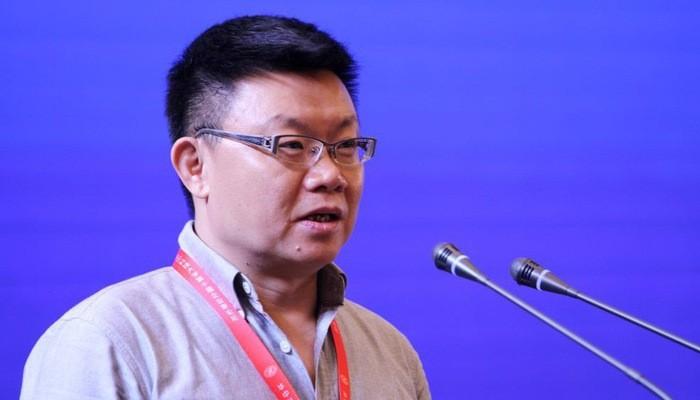 Ông Gong Hongjia, Phó chủ tịch Hikvision - Ảnh: Bloomberg.