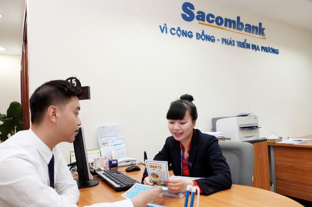 Chủ nợ lớn nhất của Công ty CP Kinh doanh thủy hải sản Sài Gòn là Ngân hàng TMCP Sài Gòn Thương Tín. Ảnh: Tường Lâm