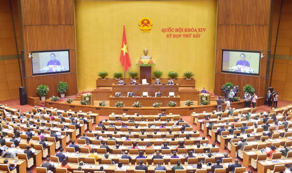 Dự kiến đại biểu Quốc hội sẽ chất vấn 4 bộ trưởng trong 2,5 ngày (từ ngày 4/6 - 6/6). Ảnh: Nhật Bắc