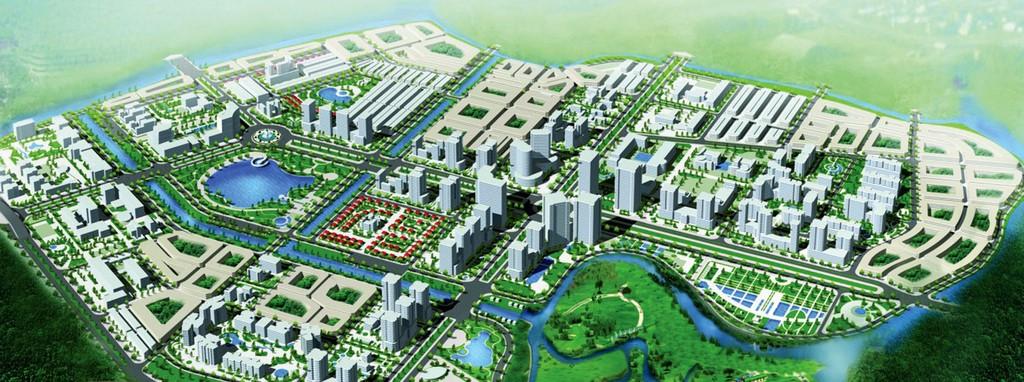 2 nhà đầu tư trúng sơ tuyển tại Dự án Khu đô thị phía Đông đường Thủy Dương - Thuận An (Thừa Thiên Huế) cùng xuất thân từ Vinaconex
