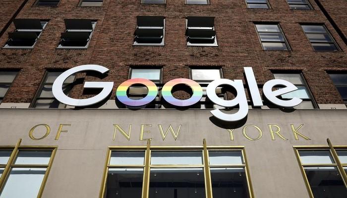 Văn phòng của Google ở New York - Ảnh: Reuters.