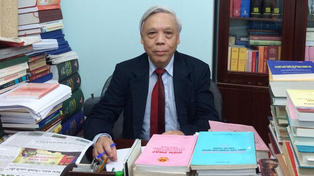 PGS.TS Nguyễn Trọng Phúc