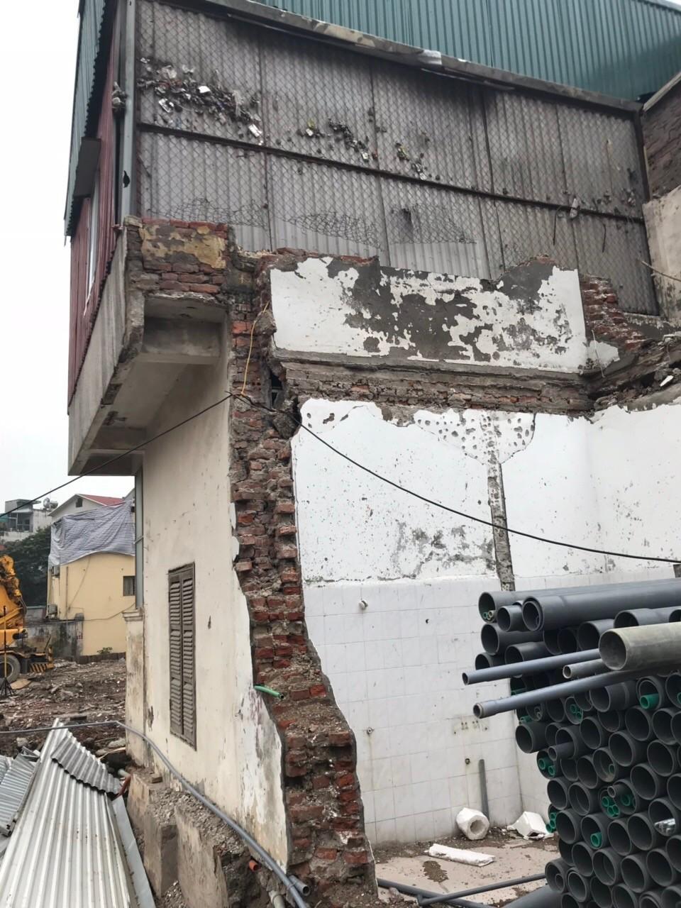 Công đoàn Y tế yêu cầu UBND phường Kim Mã làm rõ ranh giới khu đất tại trụ sở - ảnh 1