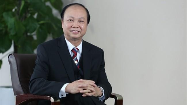 Ông Nguyễn Đình Thắng, Chủ tịch HĐQT LienVietPostBank