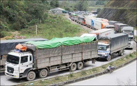 Năm 2018, kim ngạch xuất nhập khẩu Việt Nam  - Trung Quốc đạt hơn 106 tỷ USD. Ảnh: Internet