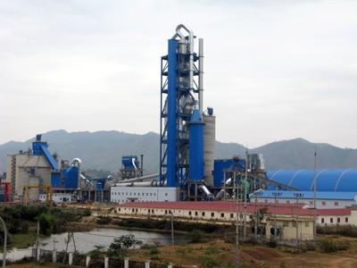 Xi măng Đồng Bành là một trong 7 dự án được chính phủ bảo lãnh vay vốn. Ảnh: Internet