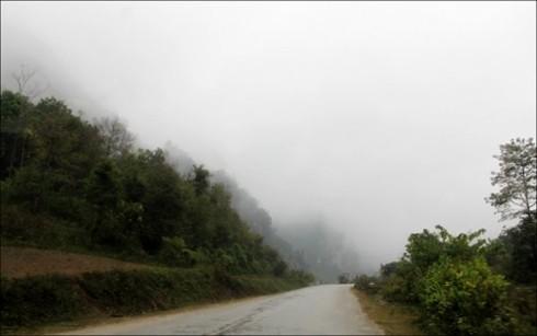 Cao tốc Đồng Đăng (Lạng Sơn) – Trà Lĩnh (Cao Bằng) được đề xuất xây dựng song song với Quốc lộ 4 hiện tại
