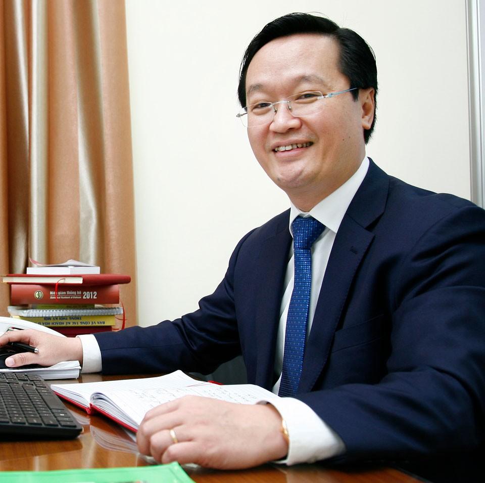 Bộ Kế hoạch và Đầu tư có Thứ trưởng mới - ảnh 1