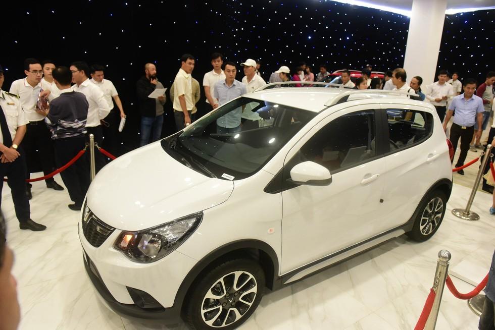 """""""Bộ tứ"""" xe VinFast ra mắt thị trường phía Nam - ảnh 3"""