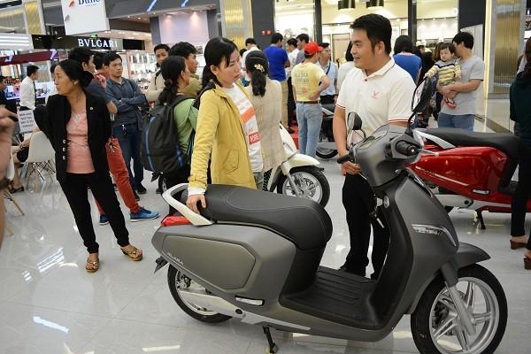 """""""Bộ tứ"""" xe VinFast ra mắt thị trường phía Nam - ảnh 4"""