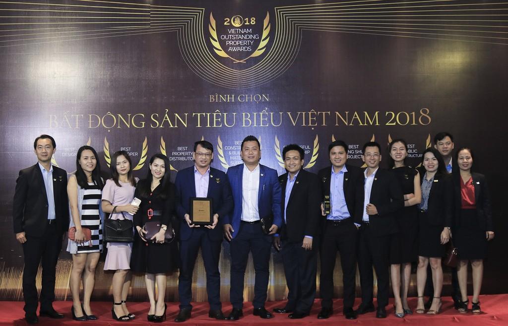Sau hơn 7 năm nỗ lực không ngừng, DKRA Vietnam đã khẳng định uy tín thông qua nhiều giải thưởng lớn