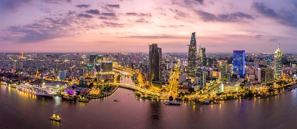 Thủ đô Hà Nội xếp thứ 3 và TP.HCM xếp thứ 8 trong Top 10 thành phố năng động nhất thế giới năm 2019