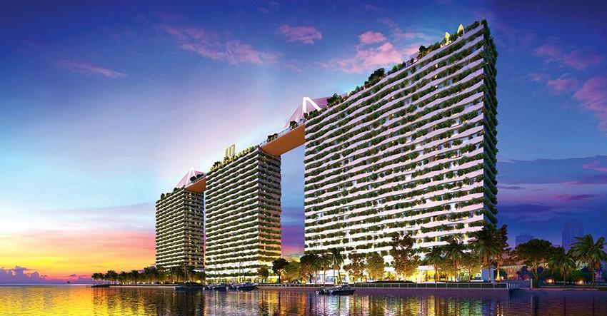 Phúc Khang Corporation cất nóc tháp C dự án Diamond Lotus Riverside - ảnh 2