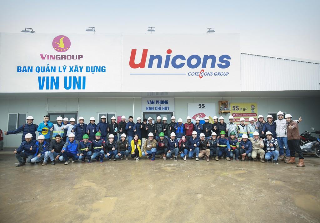 Unicons trúng thầu liên tiếp 7 dự án lớn trong tháng đầu năm 2019 - ảnh 1