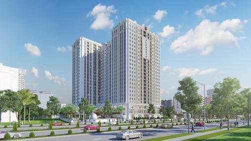CBRE Việt Nam quản lý vận hành dự án chung cư cao cấp Florence Mỹ Đình - ảnh 1