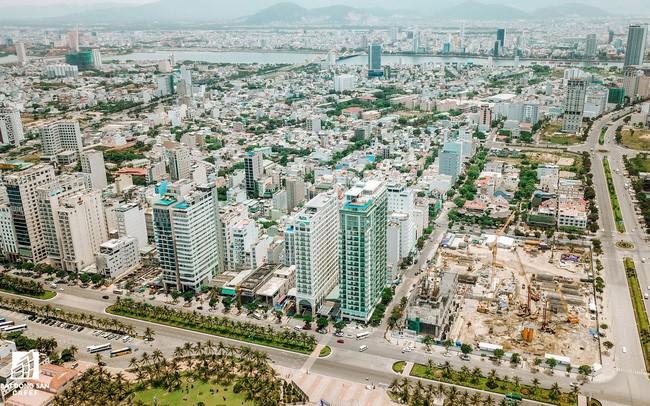 Từ cuối năm 2017 đến nay, thị trường bất động sản Đà Nẵng có dấu hiệu giảm nhiệt ở hầu hết các phân khúc ngoại trừ đất nền. Ảnh: Internet