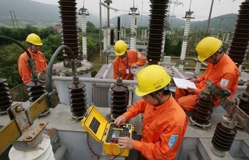 Chỉ số tiếp cận điện năng của Việt Nam liên tục thăng hạng (ảnh Internet)