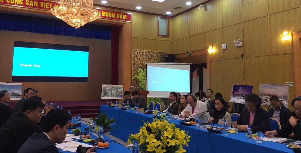 Mô hình Trung tâm Đổi mới sáng tạo Quốc gia đã được giới thiệu tới đông đảo bộ, ngành, các chuyên gia trong nước và quốc tế...