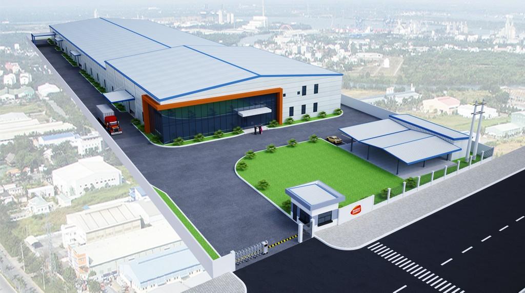 CJSC khởi công xây dựng Nhà máy Artpresto Việt Nam trị giá 5 triệu USD - ảnh 1