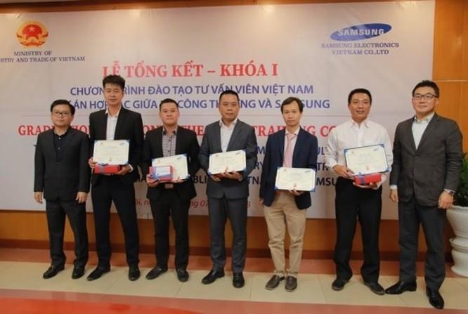 5 trong số 25 chuyên gia Việt Nam được đào tạo từ chương trình này (ảnh: internet)