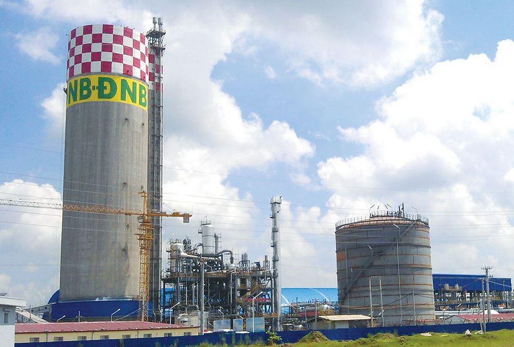 Vinachem vẫn mắc kẹt trong việc xử lý quyết toán hợp đồng EPC Dự án Nhà máy Đạm Ninh Bình (ảnh: Internet)