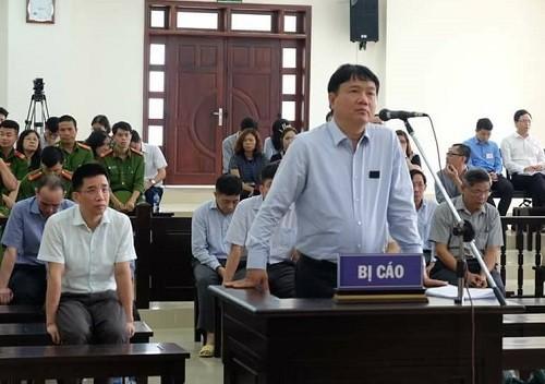 Ông Đinh La Thăng và cấp dưới đổ lỗi cho nhau hình 1