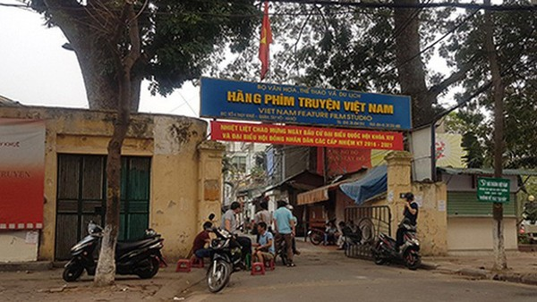 Khu đất số 4 Thụy Khuê mà Hãng phim truyện Việt Nam đang quản lý có giá trị lớn nhưng không được đưa vào giá trị doanh nghiệp khi đơn vị này cổ phần hóa.